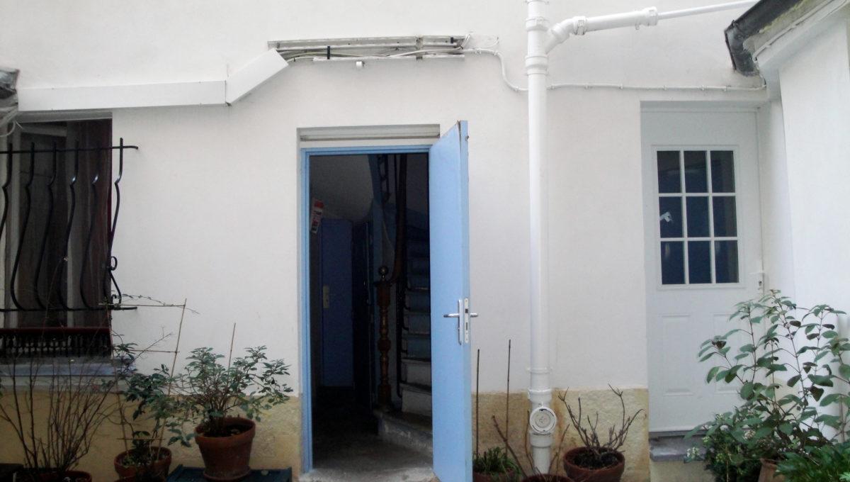 Studio rue Doudeauville