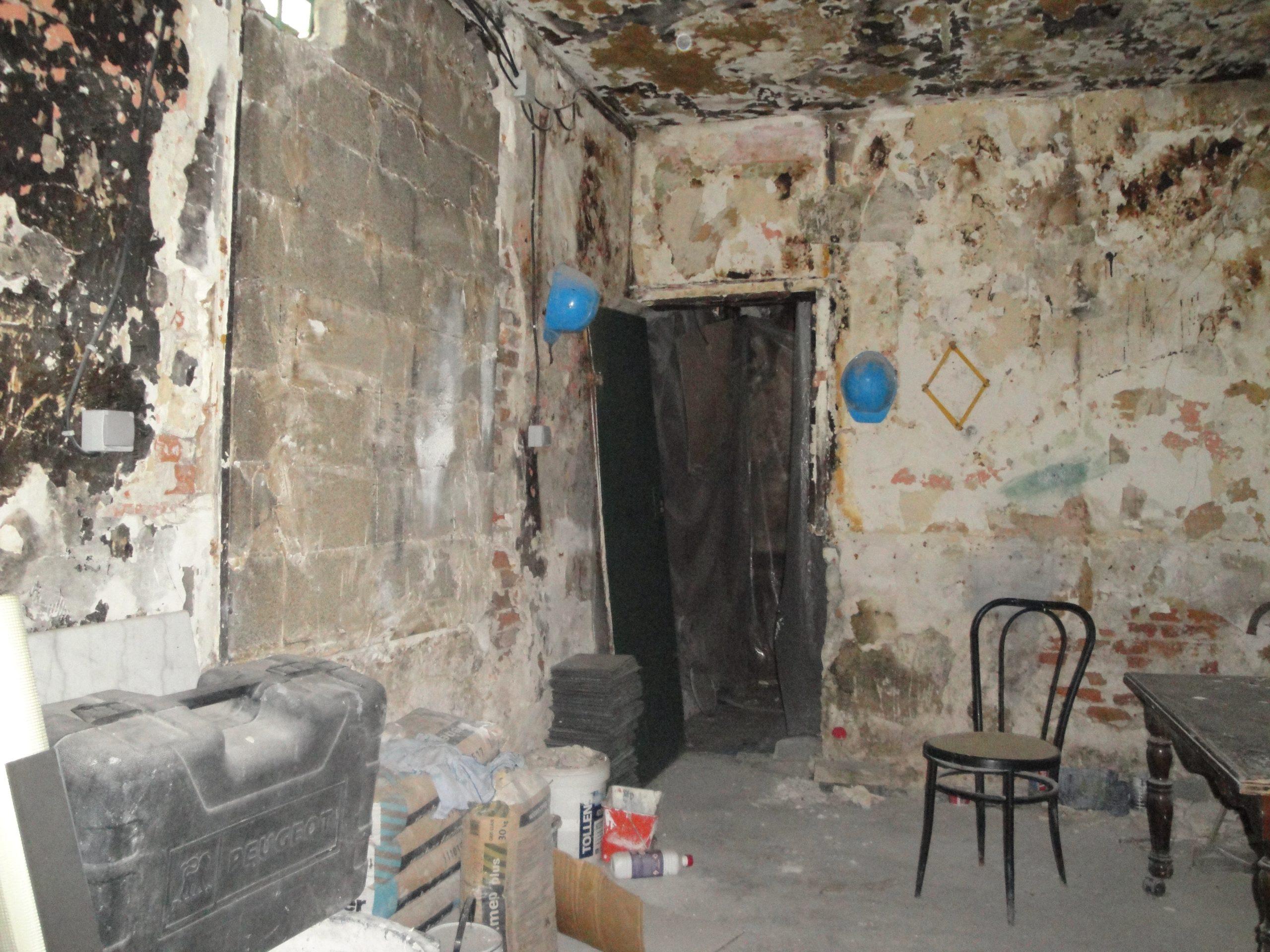 Ancienne loge de gardien rue Stephenson (75018)