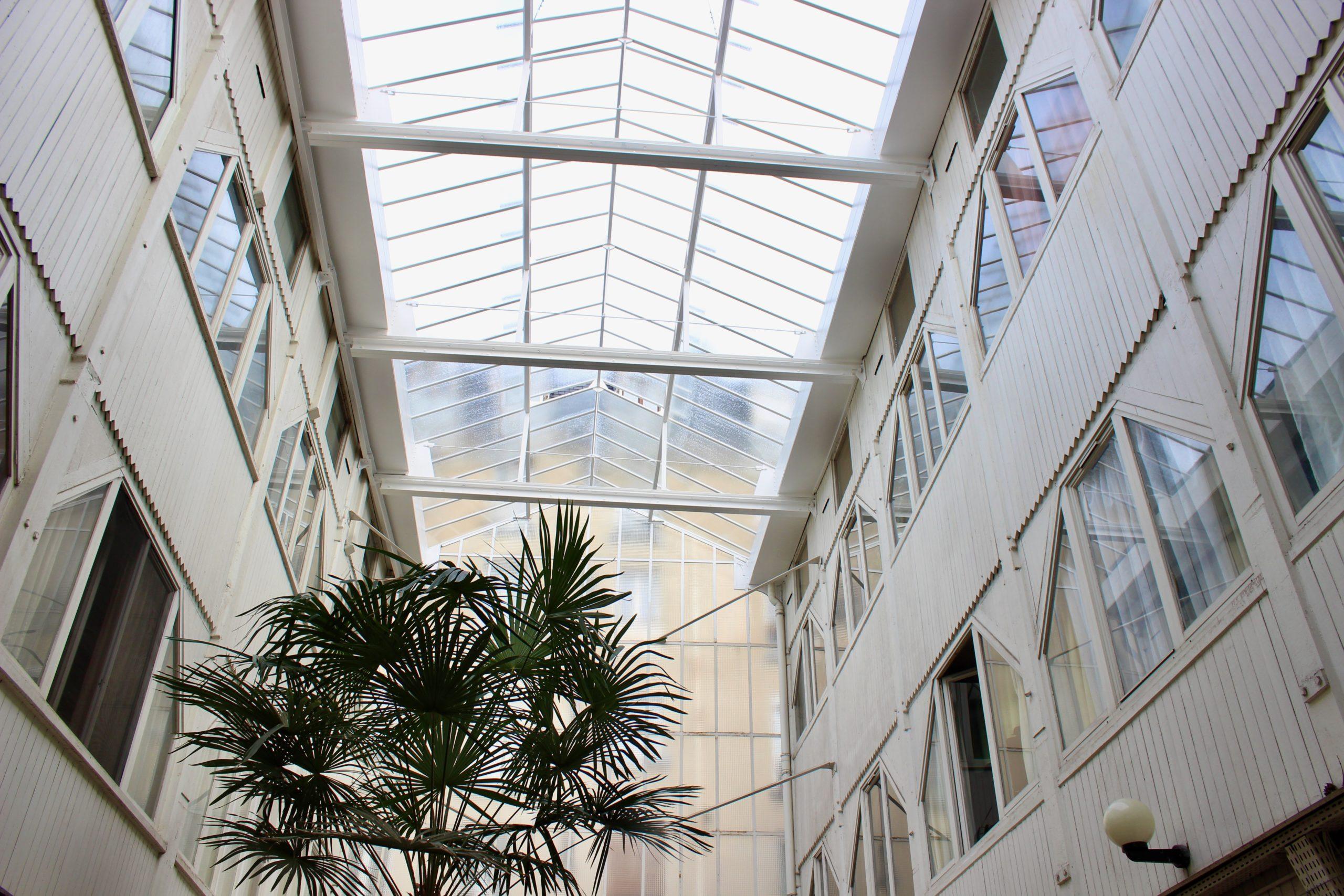 Loft 3 pièces rue Doudeauville (75018)
