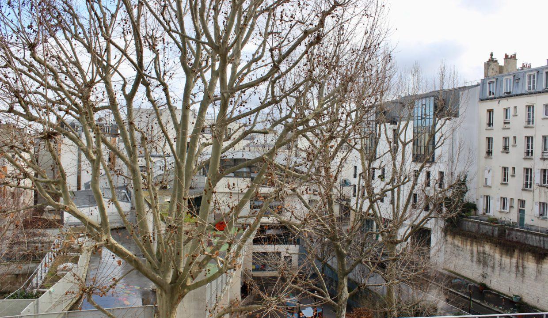 3 pièces rue des Poissonniers