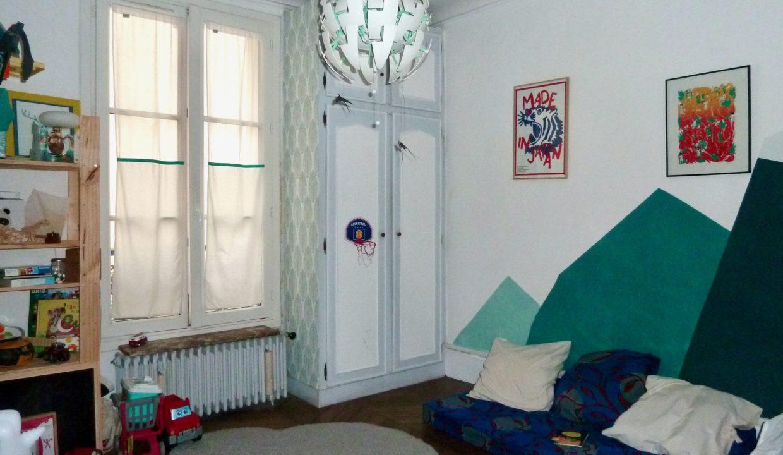 3 pièces rue Doudeauville
