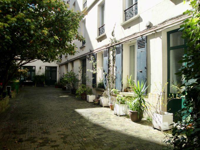 Loft à vendre rue Doudeauville (75018)