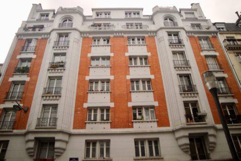 A vendre 3 pièces rue Doudeauville