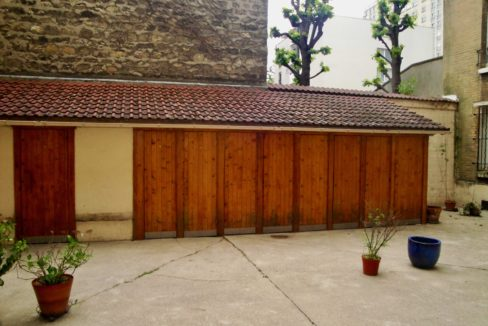 ancienne loge à vendre à Asnières