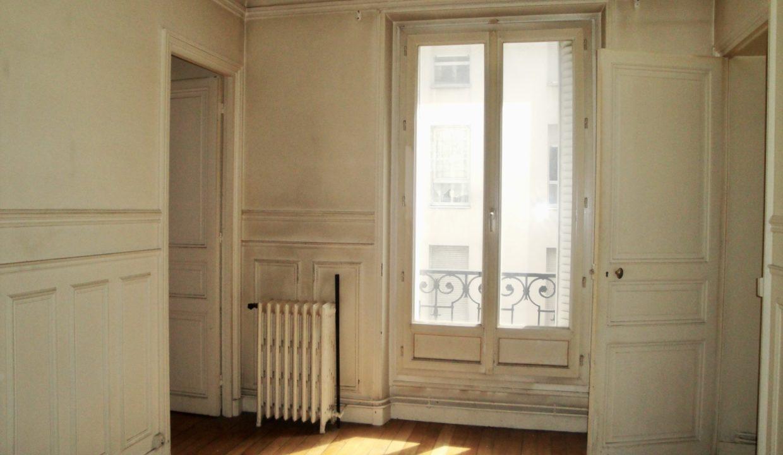 3 pièces à vendre Paris 18
