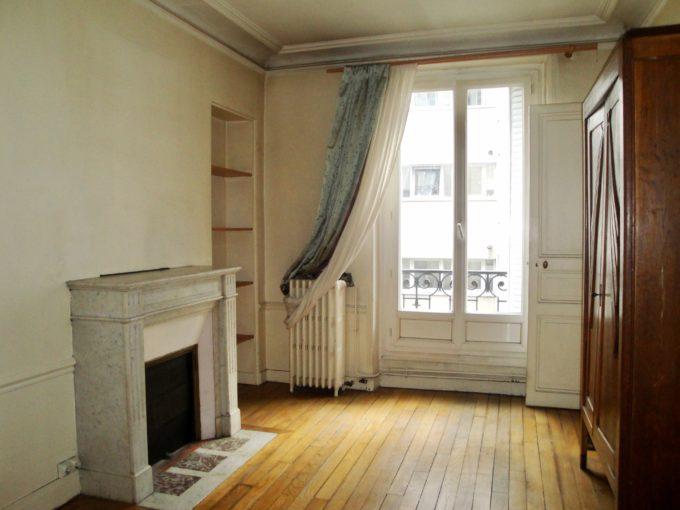 3 pièces rue de la Goutte d'Or (75018)