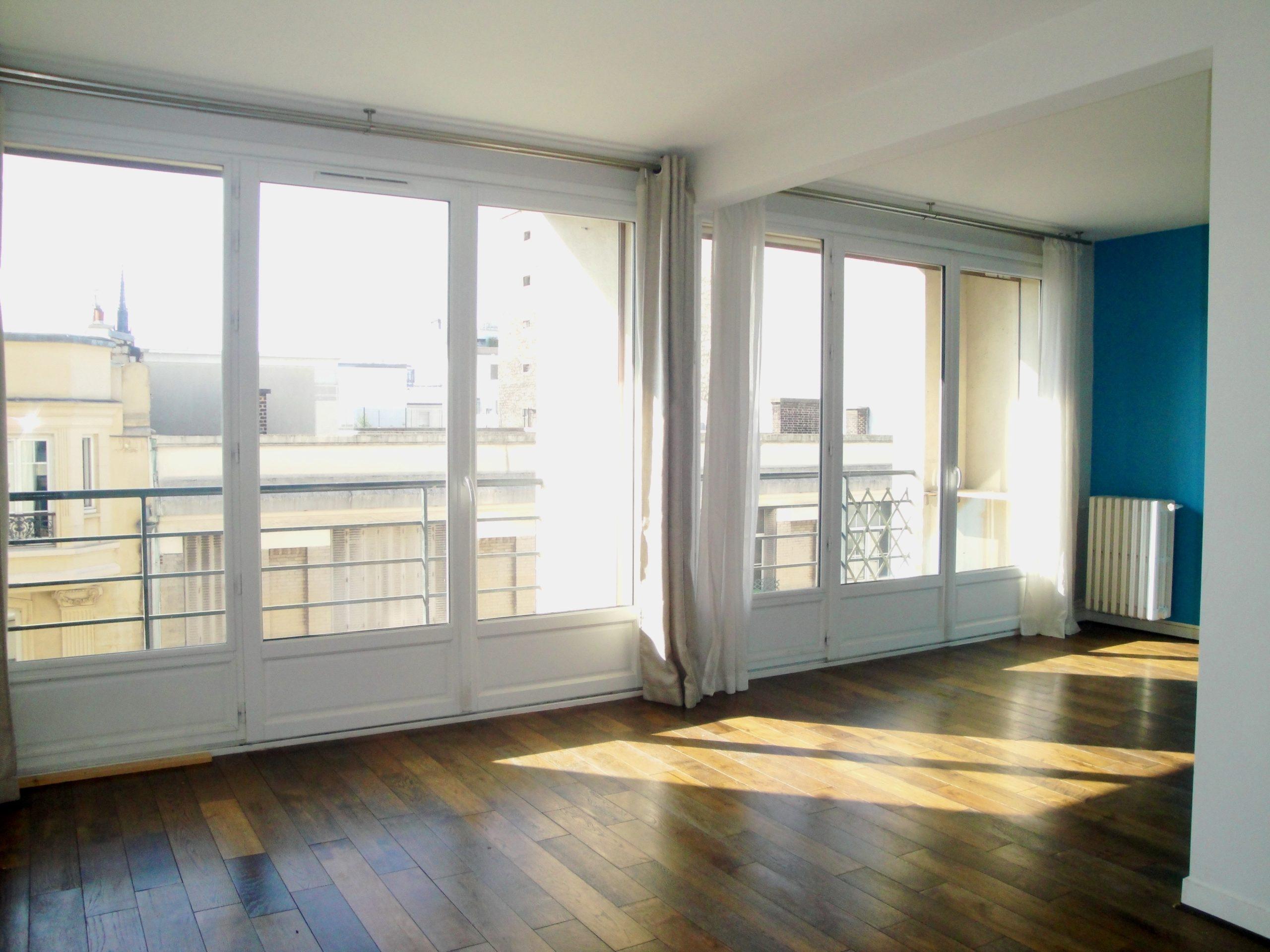 3 pièces rue Doudeauville (75018)
