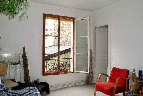 A vendre rue Marcadet Chambre 2