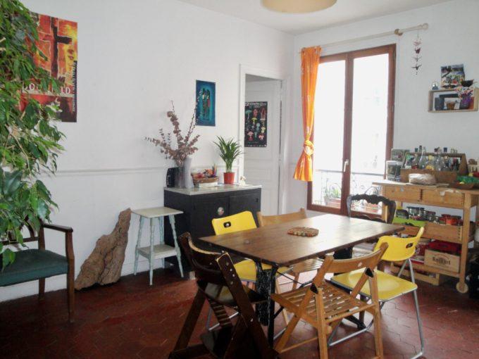 4 pièces rue Marcadet (75018)