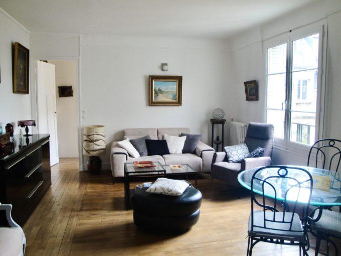 3 pièces rue Doudeauville (75018 Paris)