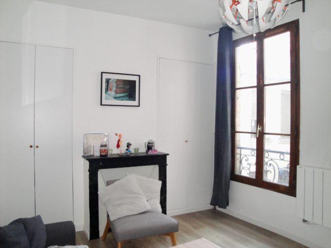 2 pièces rue Doudeauville (75018)